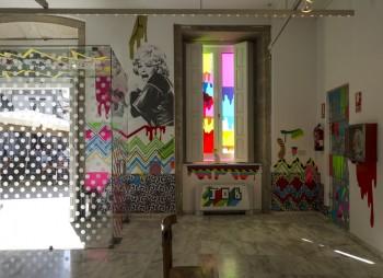 LOCUM VACUI (con Marcos Covelo), Casa Galega da Cultura, Vigo, 2012