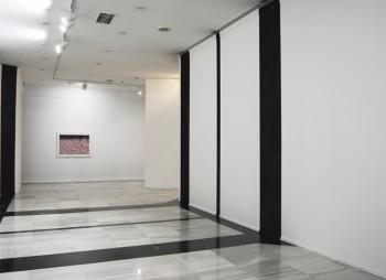 COLUMNAS CARBÓN, Casa das Artes, Vigo, 2010