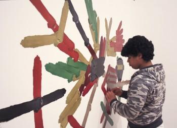 PINTURA T,  Quase Galería, Espaço t, Oporto, 2010